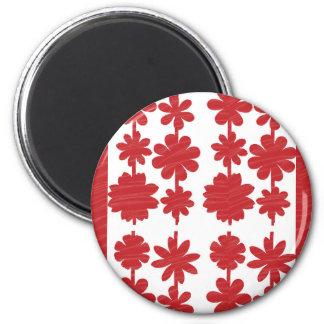 Den skapade INTENSIVA röda konstnären tonar: Magnet