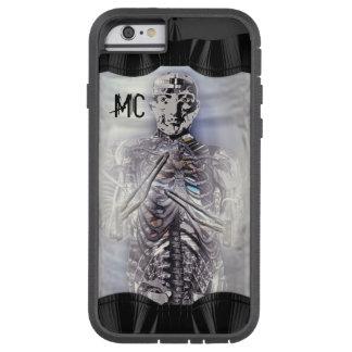 Den skördCyborgX monogramen Tough Xtreme iPhone 6 Case