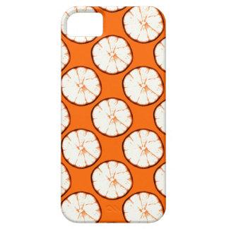 den skraj orangeskivapolkaen pricker iPhone 5 fodraler