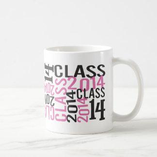 Den skraj ROSA pensionären klassificerar 2014 Kaffemugg