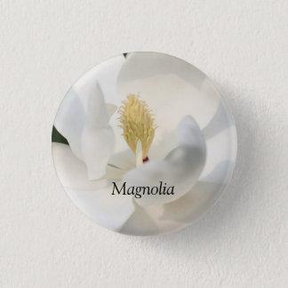 Den små magnoliaen knäppas mini knapp rund 3.2 cm
