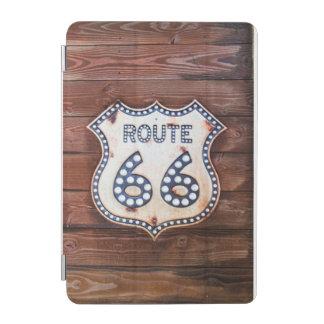 Den smart iPadkortkortet för rutt 66 täcker iPad Mini Skydd