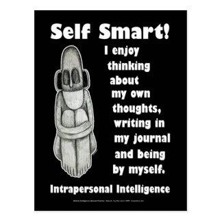 Den smart själven - skapa en journal vykort