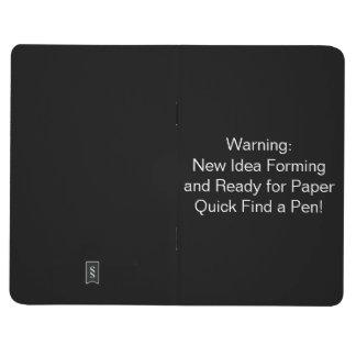 Den snabba skrivan besegrar det den fick- anteckningsbok