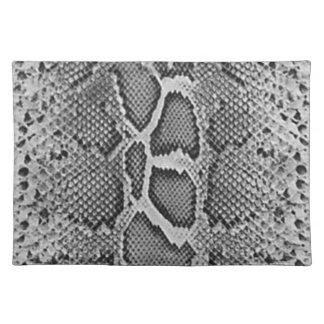 Den Snakeskin designen, orm flår tryckmönster Bordstablett