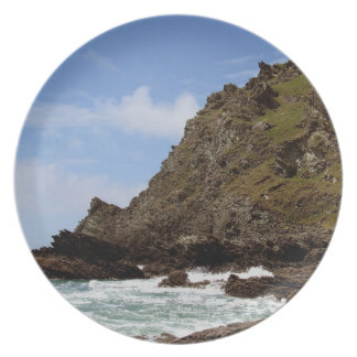 Den södra Devon kusten Prawle pekar .2. Tallrik