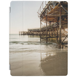Den södra paradpir på kusten på Southsea iPad Skydd