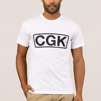 Den Soekarno-Hatta Jakarta internationell T-shirts