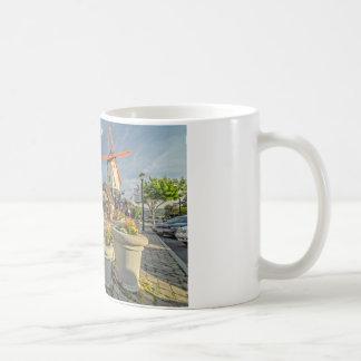 Den Solvang kvarn beskådar Kaffemugg