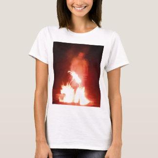Den Sparagmos övergången avfyrar den färgade T-shirt