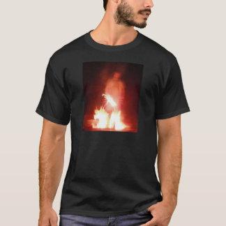 Den Sparagmos övergången avfyrar den färgade T-shirts