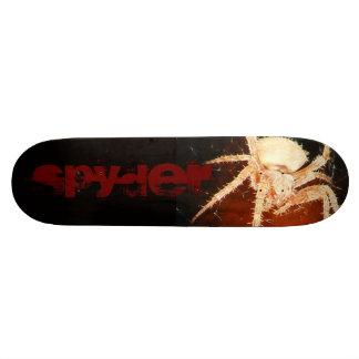 Den SpYdEr skridskon stiger ombord däcket Mini Skateboard Bräda 18,7 Cm