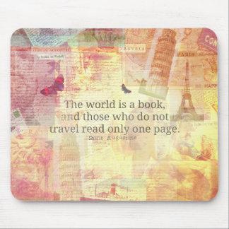Den St Augustine världen är en bok reser Musmatta