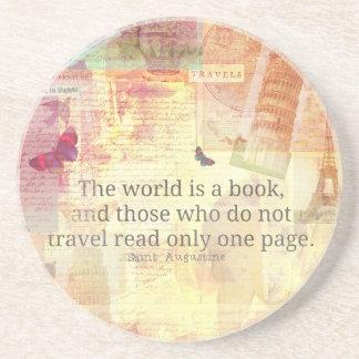 Den St Augustine världen är en bok reser Underlägg