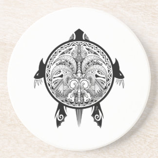 Den stam- sköldpaddan skyddar tatueringen underlägg
