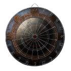 Den Steampunk månen tar tid på Time metall Piltavla