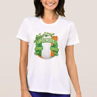 Den Stewart irländare skyddar T-shirt