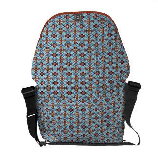 den stilfulla märkes- budbärare hänger lös kurir väska