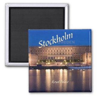 Den Stockholm sverigen reser fotokylmagneter Magnet
