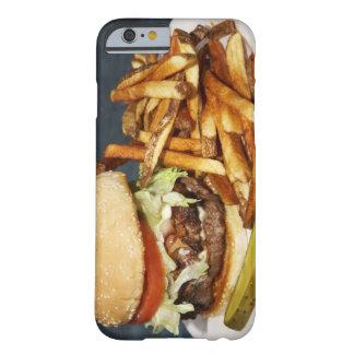 den stora dubbla halvan dunkar hamburgaresmåfiskar barely there iPhone 6 fodral