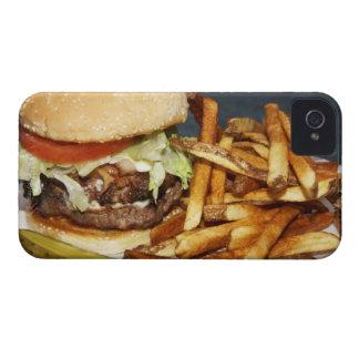 den stora dubbla halvan dunkar hamburgaresmåfiskar iPhone 4 skal