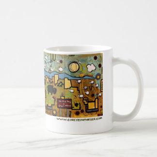 Den stora smällen kaffemugg