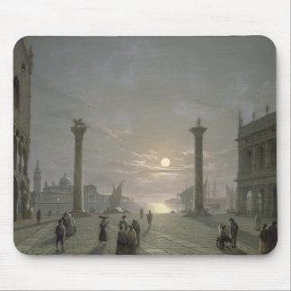 Den storslagna kanalen från piazzaen San Marco Musmatta