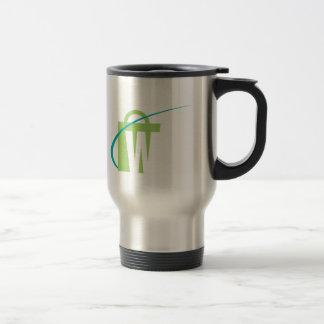 Den största travel mugrostfritt stål för världar kaffe mugg