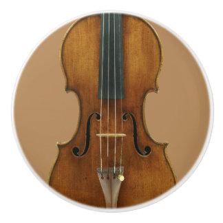 Den Stradivari fiolen specificerar Knopp