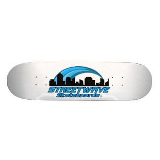 Den StreetWave skridskon stiger ombord design Mini Skateboard Bräda 18,5 Cm