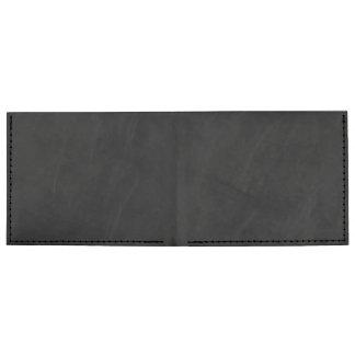 Den svart kicken avslutar kulört tyvek® plånbok