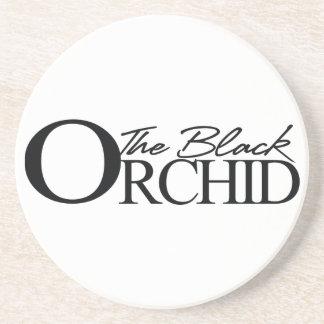 Den svart Orchidsandstenkustfartyget Underlägg Sandsten
