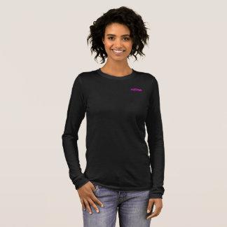 Den taggiga svåra kvinnan steg t-shirts