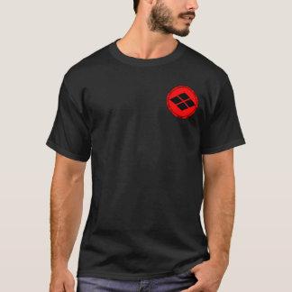 Den Takeda klan förseglar skjortan Tshirts