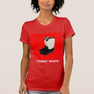 Den Texas cowboyen startar 2 .jpg T-shirts