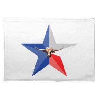 Den Texas longhornen symbolet av-Driver åtskillig  Bordstablett