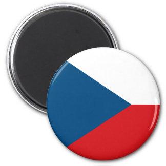 Den tjeckiska republiken sjunker magneten kylskåps magneter