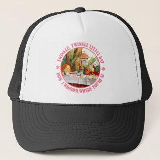 Den tokiga hatter'sens högläsningen för Teaparty Keps