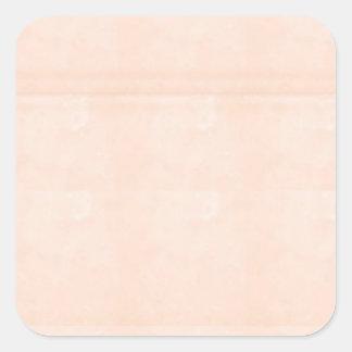 Den tomma mallen tillfogar ditt avbildar fyrkantigt klistermärke