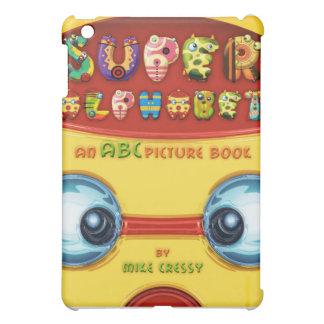 Den toppna alfabetiPadkortkortet täcker iPad Mini Skydd