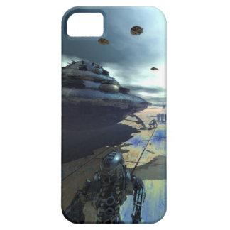 den toppna disken iPhone 5 Case-Mate fodraler