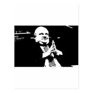 Den Toronto sprickan som röker borgmästare, rånar Vykort