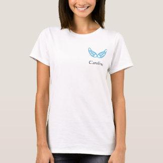 Den tredje ängelT-tröja (Carolines vingar) T-shirt