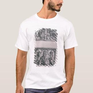 Den Triumphal bågen av kejsaren Maximilian mig T-shirt