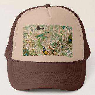 Den tropiska blandningen landskap hatten keps