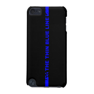 Den tunna blålinjen iPod touch 5G fodral