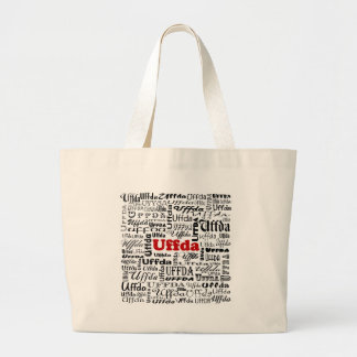 Den Uffda totot hänger lös Tote Bags