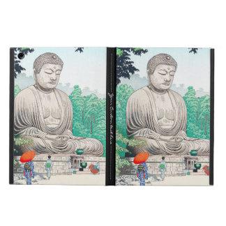 Den underbara Buddhaen på Kamakura FUJISHIMA TAKEJ iPad Air Skal