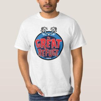 Den underbara fristadt-skjortan tröjor
