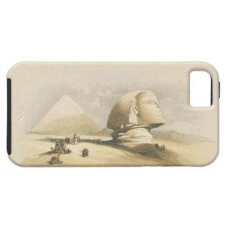 Den underbara sphinxen och pyramiderna av Giza, iPhone 5 Skal